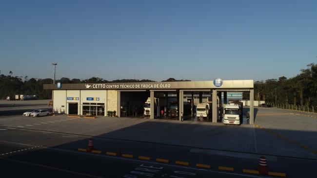 CETTO - Centro Técnico de Troca de Óleo